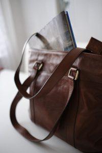 Väska från Old Angler